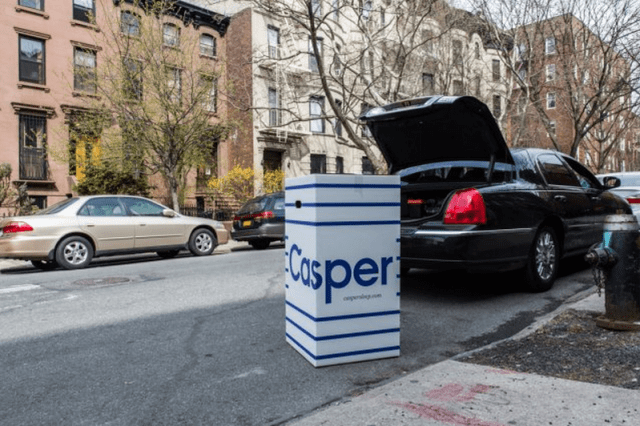 Casper Tried To Help Me Outsmart The Very Uny Mattress Delivery Process
