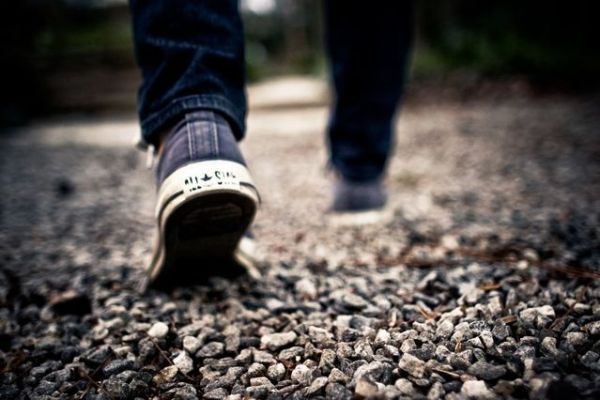 Walk Faster to Save Your Brain