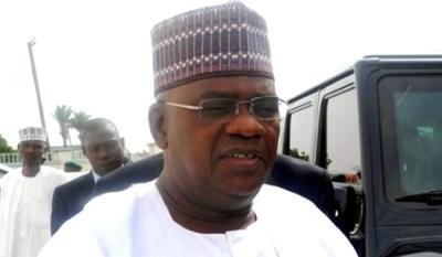 Image result for Senate Presidency: Goje withdraws for Lawan
