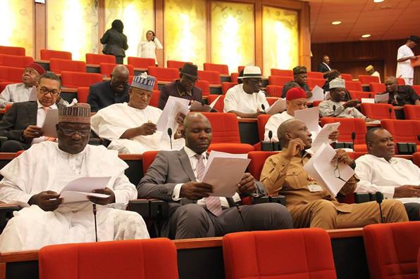 Image result for N30tn revenue leakage report will shock Nigerians - Senate
