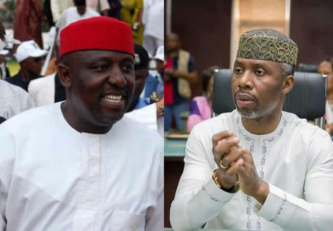 Image result for Imo APC gov candidate missing as INEC publishes list