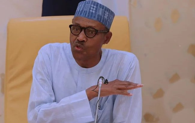 Image result for Buhari rules out meeting with nPDP members