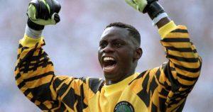 Former Nigerian footballers