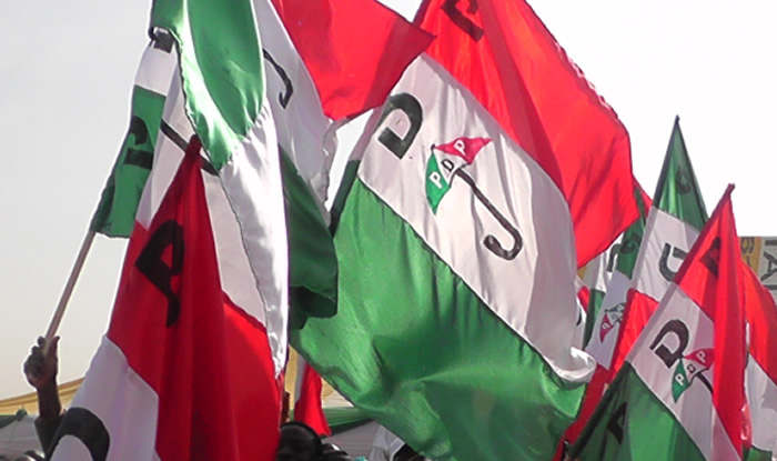 PDP-flag