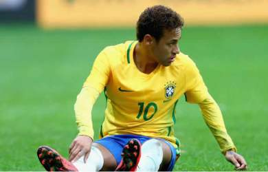 Neymar absent as Brazil face Uruguay in World Cup qualifier