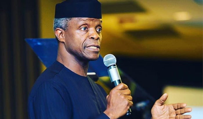 Image result for My greatest surprise as Vice President – Osinbajo