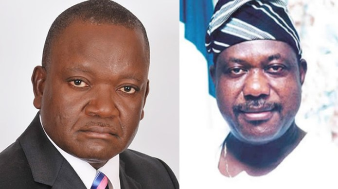 Image result for ortom and akume