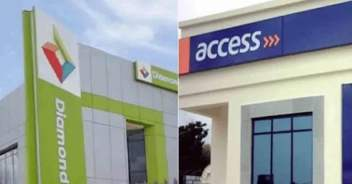 Image result for Merger: Access Bank's share price drops by 32%