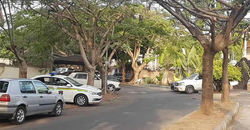 Image result for We won't leave without arresting Melaye, Police vow as they surround his mansion