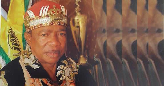 Ex Staff Igwe Ojukwu