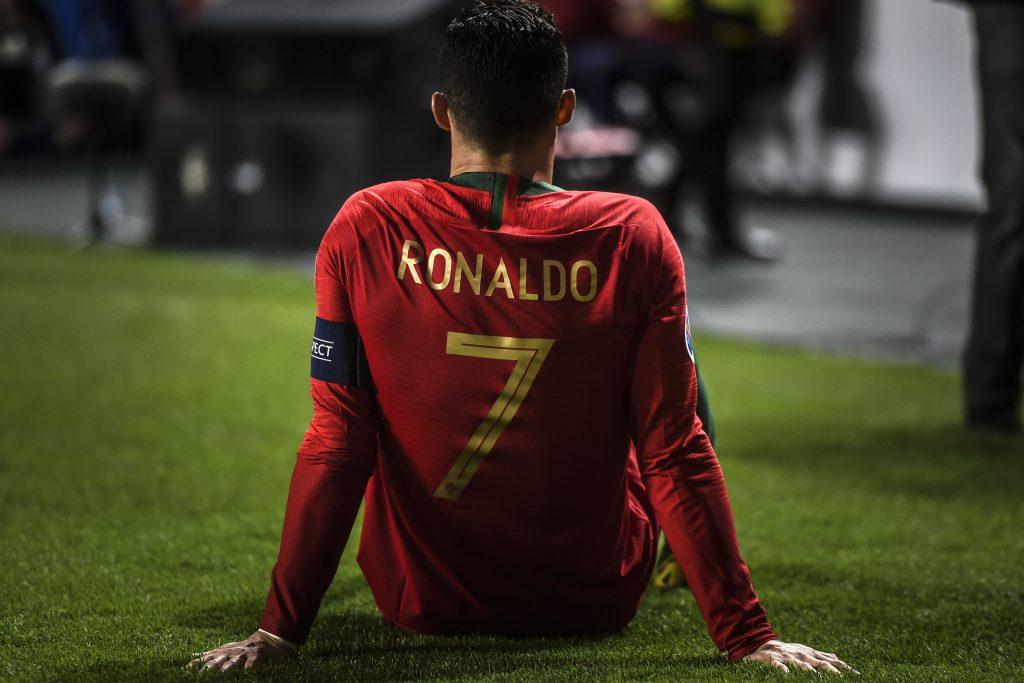 C Ronaldo tests positive for Coronavirus – Portuguese FA