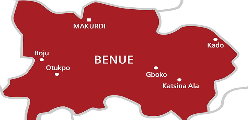 shocking as Two blood  brothers kill each other over farmland in Benue