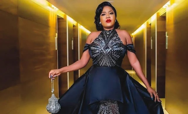 I don't care about who is doing better than me- Toyin Abraham
