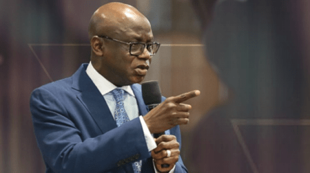 Image result for I will succeed Buhari as President, Bakare insists