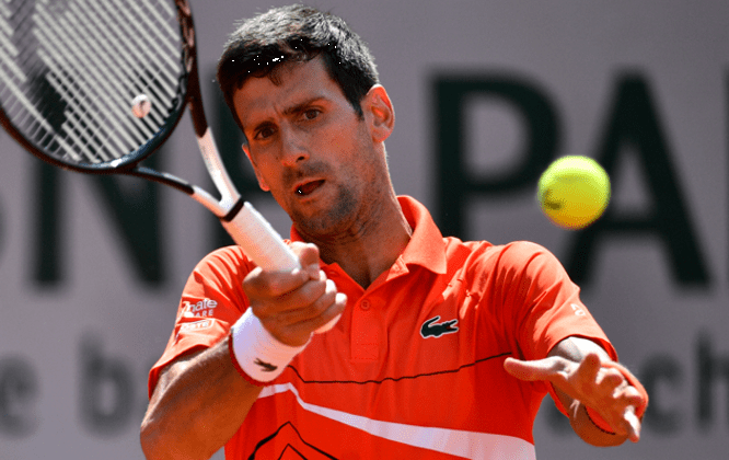 BRAKING NEWS Djokovic is a 'deadly spider', says opponent's coach (READ)