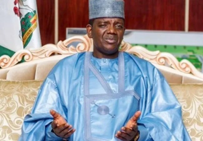Zamfara-governor-Matawalle