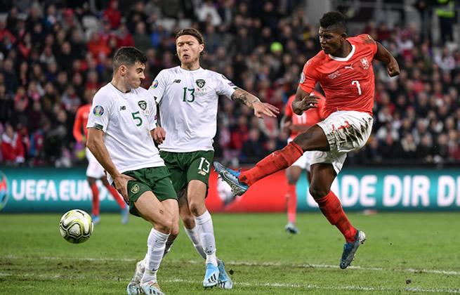 Switzerland - Euro 2020: Switzerland revive chances with win, Ireland hopes hanging