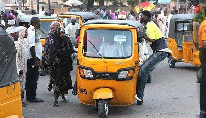Tricycle Ban Fct