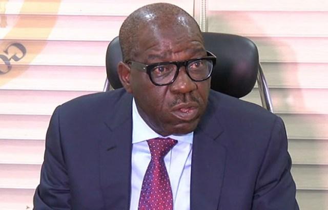 COVID-19: Edo State Governor, Godwin Obaseki