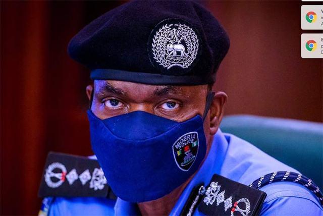 Nigeria Police IGP