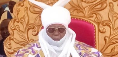 Emir of Zazzau, Shehu Idris, is dead