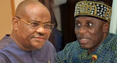 Nobody can set Nigeria on fire, Amaechi slams Wike