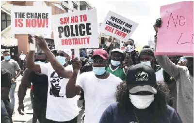 #EndSARS protest to continue in Enugu soon – Group
