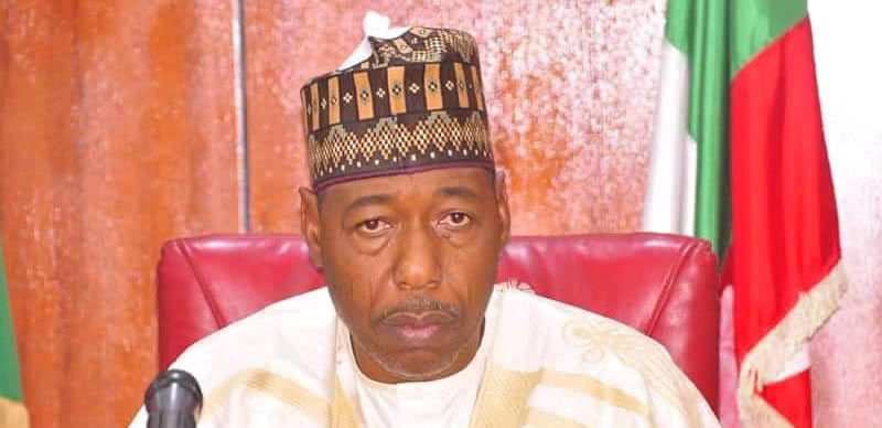 Boko Haram started with youth protests, Governor Zulum warns #EndSARS promoters
