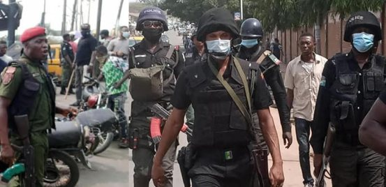 10 people arrested for attacking Lagos working group officials, 96 motorcycles seized – Punch Newspapers