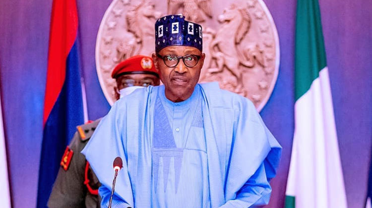 Shoot anyone seen with AK-47, Buhari orders security operatives