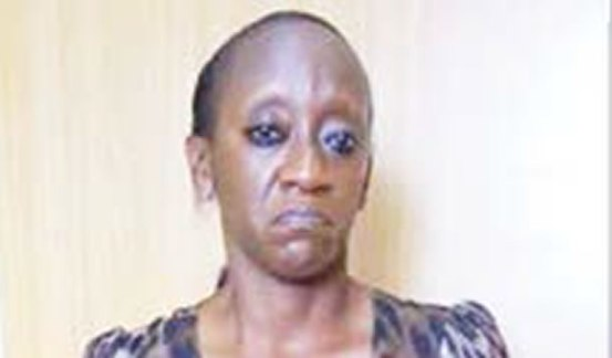 The female serial convict was imprisoned for three years for issuing a check – Punch Newspapers