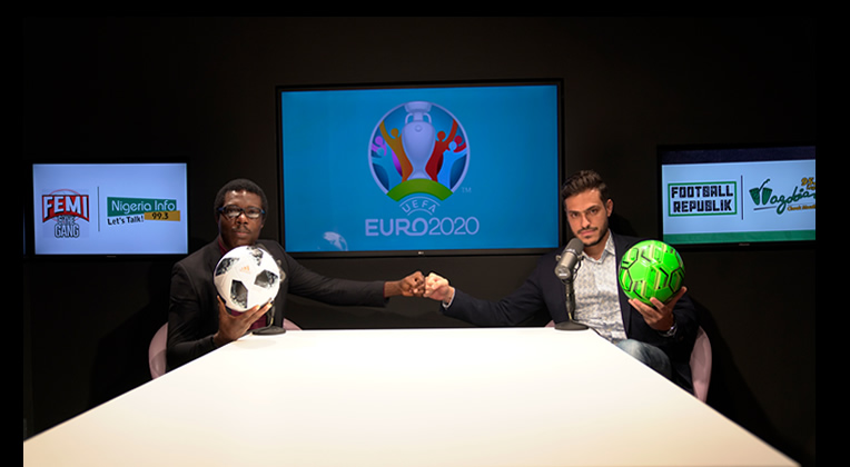 Nigeria Info and Wazobia Max gain broadcast rights ahead of Euro 2020