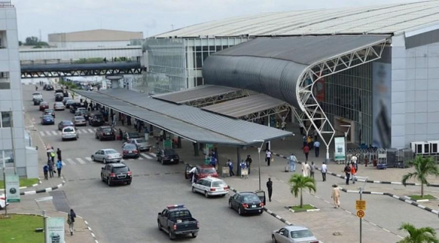 Murtala Muhammed Airport, Lagos Terminal II