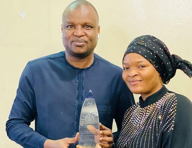 Abba Kyari and Fati Niger