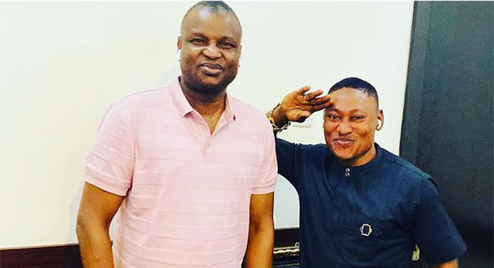 Pictorial: DCP Abba Kyari and his little-known A-Lister friends