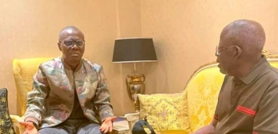 Tinubu hale and hearty, says Sanwo-Olu