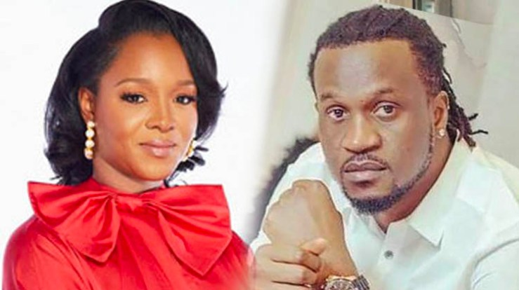 Divorce: Anita Okoye allegedly demands $15,000 from Rudeboy for monthly spousal support