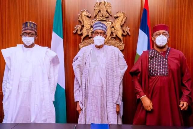 Femi Fani-Kayode meets Buhari, joins APC