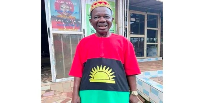 Soldiers manhandle Nollywood actor Chiwetalu Agu for wearing Biafra outfit  - Punch Newspapers
