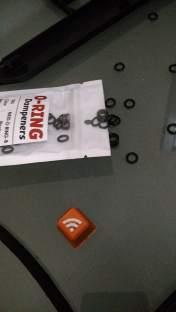 Dampeners O-Ring