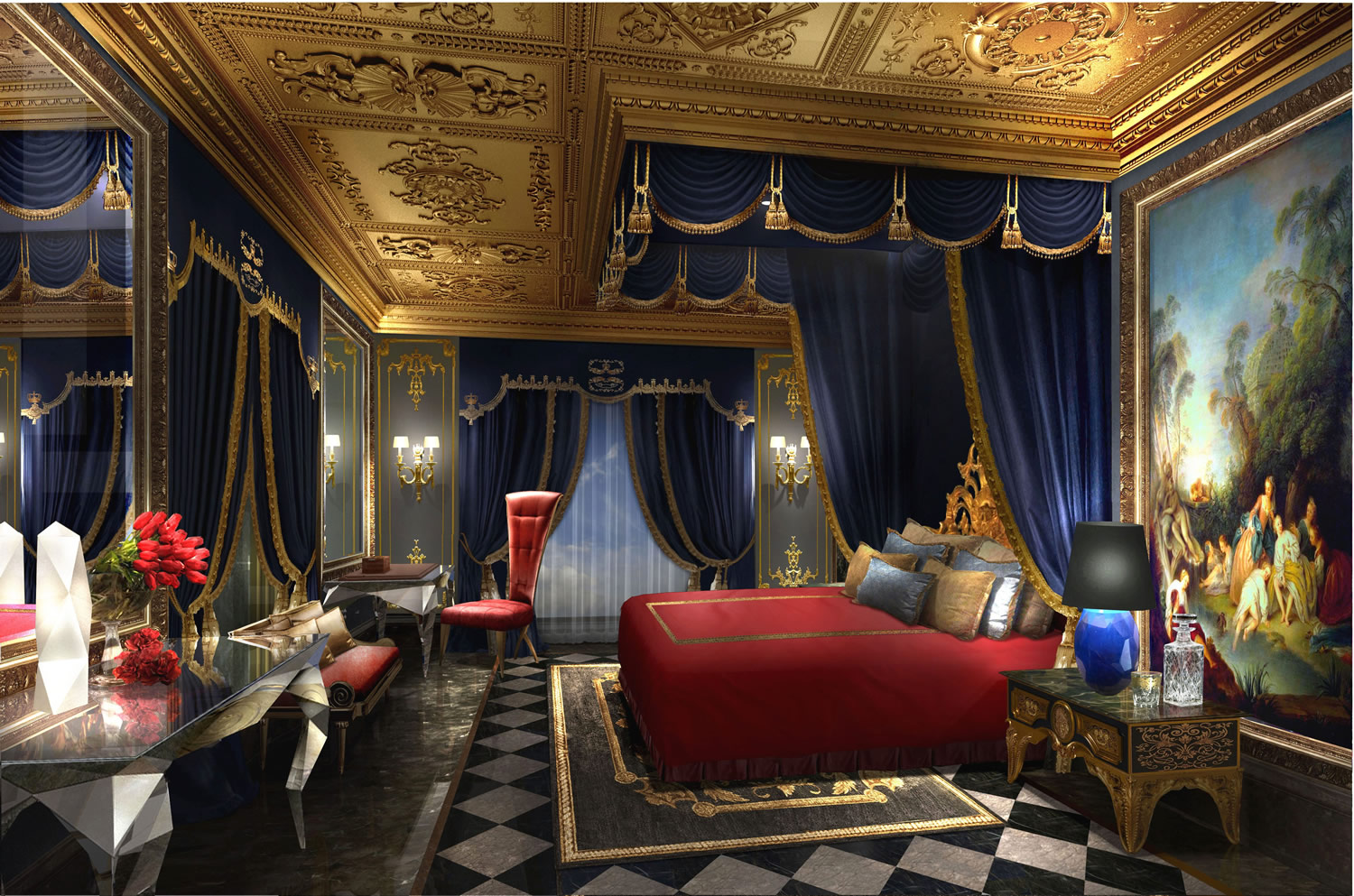 The 13 Hotel In Macau Opens Up At A Cost Of 7 Million Per