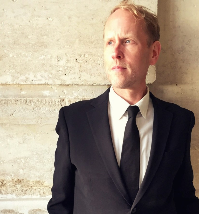 Christopher Parr, CEO of Parr Interactive and Pursuitist