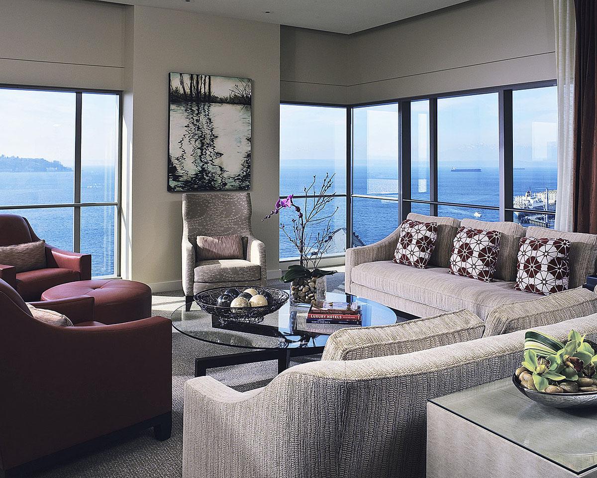 Four Seasons Seattle Presidential Suite