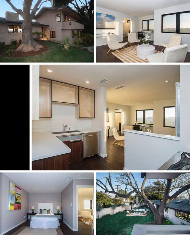 Tour Chris Evans' Los Angeles House