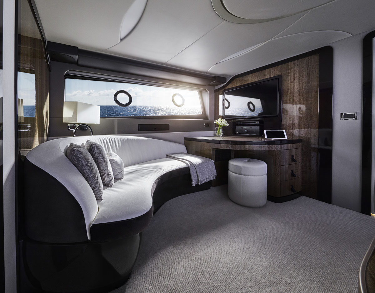 Lexus Set Sails With LY 650 Yacht