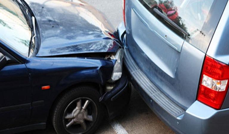 Aumentan los accidentes leves en ciudad