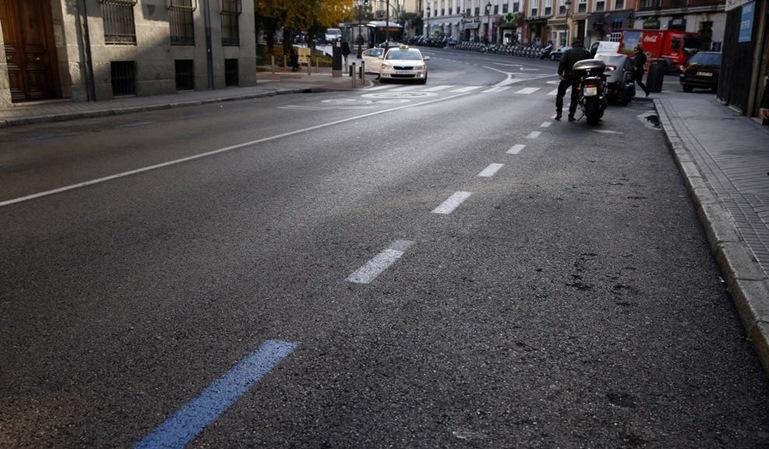 Cuánto cuesta aparcar en Madrid y Barcelona