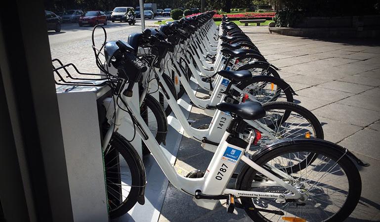 Madrid: casi tantos Car2Go como bicicletas