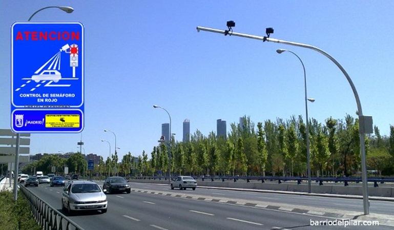 Más semáforos foto – rojo en Madrid. Cómo recurrir.