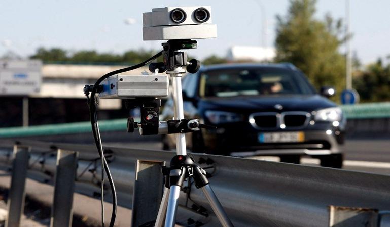 Los radares móviles que más multan
